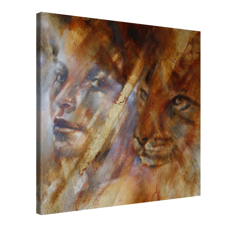 Cats - 80x80 cm - Annette Schmucker #e13190