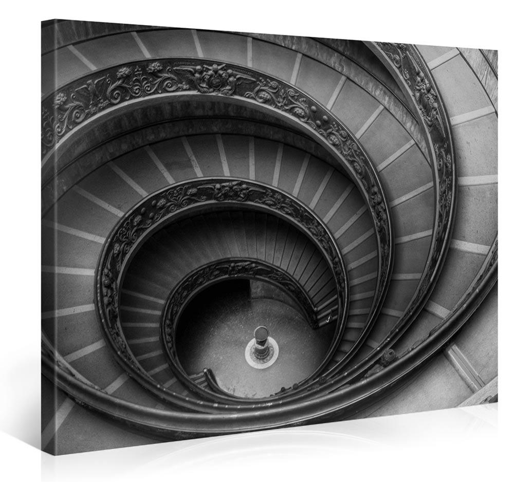 VATICAN STAIRS 100x75cm -  #e3621